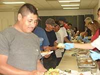 Migrant Worker Dinner