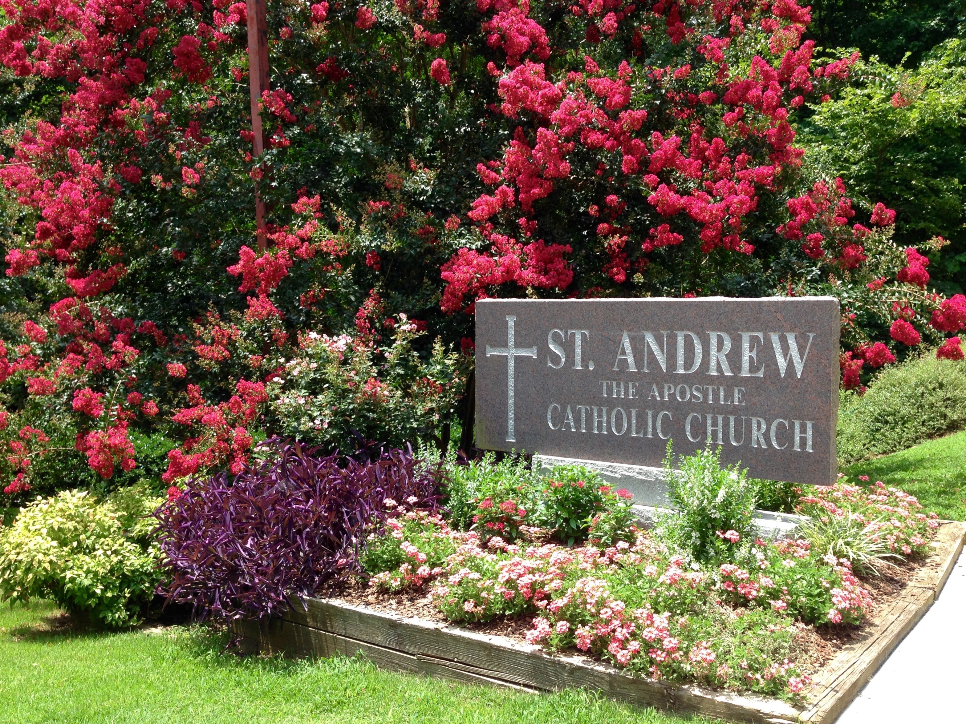 About Us - Saint Andrew the Apostle Catholic Church